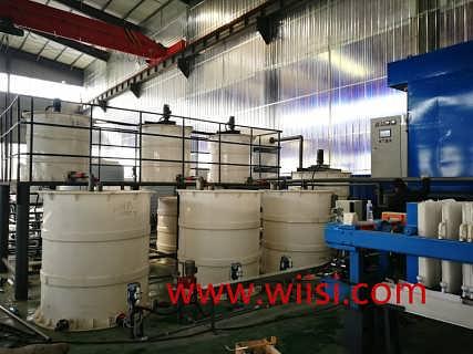 电化学法重金属废水处理,工业废水处理系统,电镀厂废水处理-东莞伟斯环保技术有限公司
