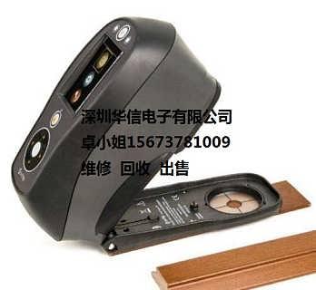 回收爱色丽CI64密度仪高价回收爱色丽X-RITE密度仪-深圳市华信电子有限公司(销售部)