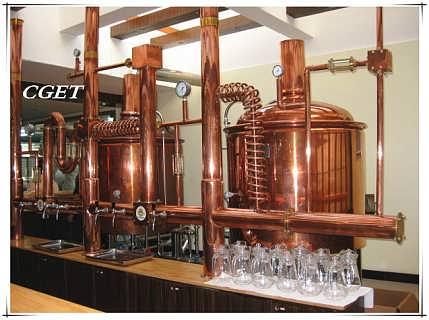 500L啤酒设备