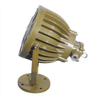 厂家供应隔爆型LED投光灯高品质铝合金压铸户外远距离防爆投光灯127V