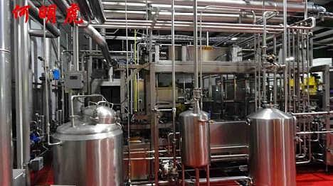 果汁、饮料生产设备