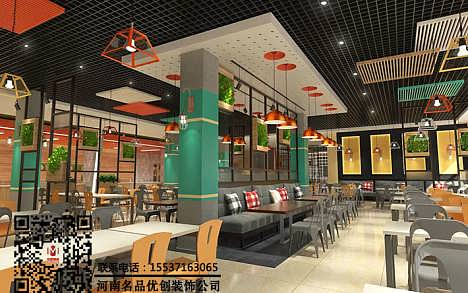 郑州专业职工餐厅装修设计公司,河南郑州企业餐厅装修规划注意细节