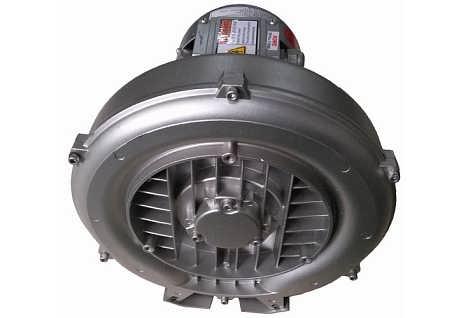 铁铸隔热高压鼓风机 海芃鼓风机RB-1