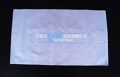 防汛编织袋 全新聚丙烯树脂材料编织袋