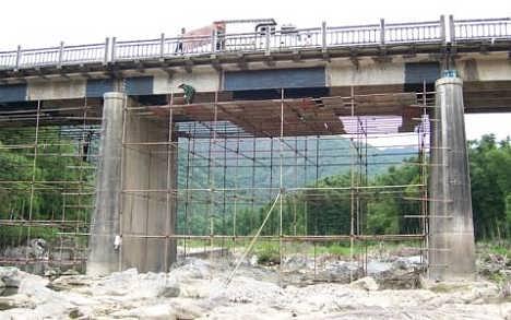 济宁桥梁加固高强无收缩灌浆料