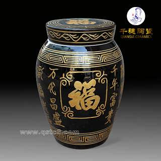 陶瓷骨灰罐定做流程 价钱 哪里有定制陶瓷骨灰罐