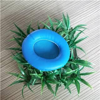 厂家直销高周波海棉耳机套 PVC吸塑耳机套 蛋白质皮耳机套