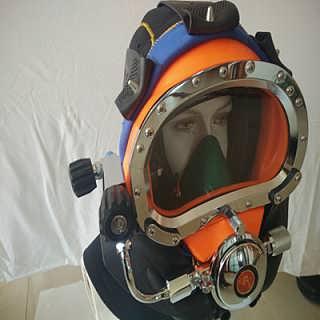 深水300米海员重潜头盔 污水疏通必备MZ300B全面罩