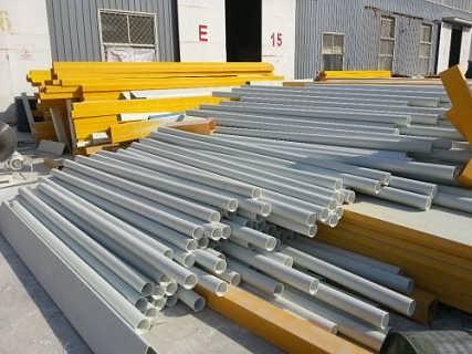 防腐玻璃钢圆管优点 防腐玻璃钢圆管厂家久迅