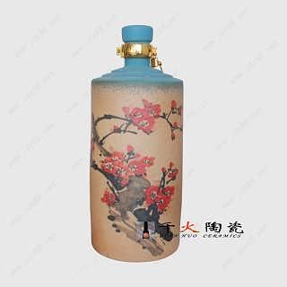 高温陶瓷酒瓶 陶瓷酒瓶生产厂家