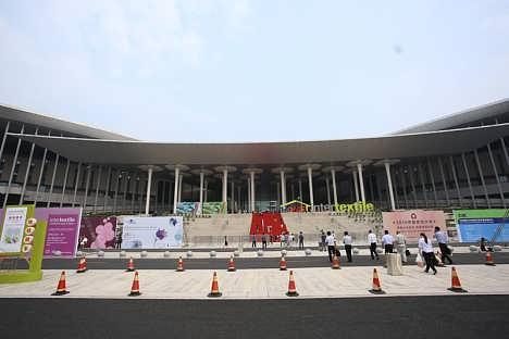 求购2018上海春夏面料展