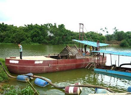 山东绞吸式抽沙船厂家-青州雷舟环保清淤设备有限公司