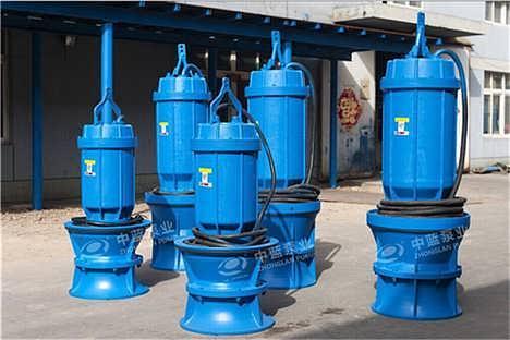 WQ潜水排污泵厂家-天津中蓝泵业有限责任公司销售部乔成