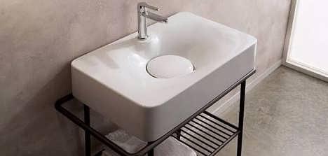 斯卡拉贝欧Fuji系列陶瓷洗手盆