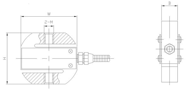 LLBLSM拉压力传感器