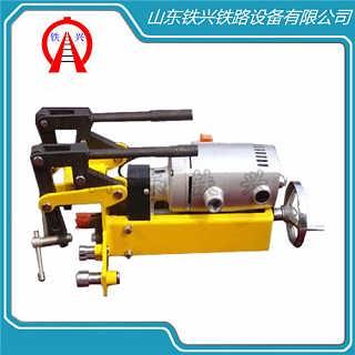 电动钢轨钻孔机专业生产厂家