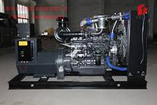 江苏厂家直销300KW上柴股份SC12E460D2柴油发电机组