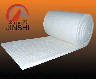RTO蓄热式氧化炉里面的保温材料陶瓷纤维毯