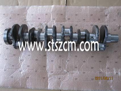 绵阳小松配件PC400-7发动机曲轴、四配套、大小瓦,小松挖掘机配件供应商