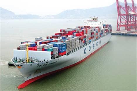 集装箱海运多少钱一吨-小柜海运运费查询