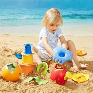进口儿童沙滩玩具的关税