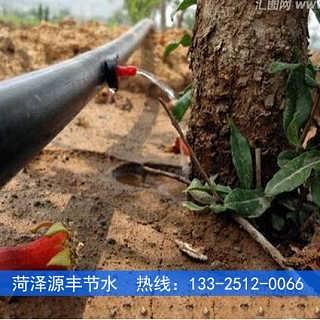 郴州山地果园滴灌设计免费