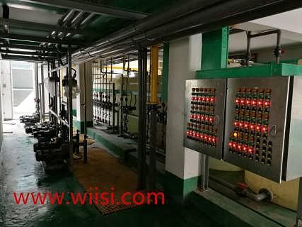 电镀漂洗废水处理装置,重金属废水处理设备