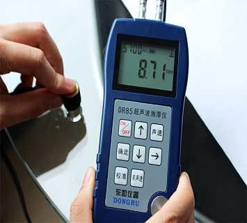 钢管测厚仪,便携式超声波测厚仪,低价热销款
