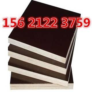 清水模板江西建筑模板多层木胶板反复用不起层星冠木业