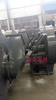 扫路车洗扫车风机环卫清扫引风机-湖南湘鼓鼓风机制造有限公司