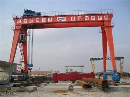 北京专业回收龙门吊