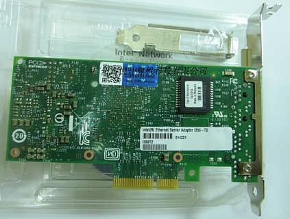 原装正品intel网卡双千兆I350T2服务器软路由