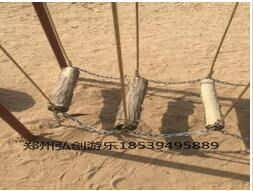 攀岩游乐设备价格_防腐吊桥供应商_郑州弘创游乐设备有限公司
