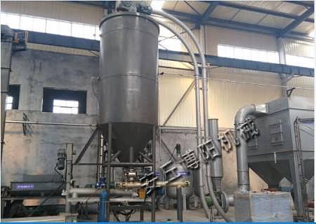 泰安轻钙粉管链输送机,重钙粉管链输送机