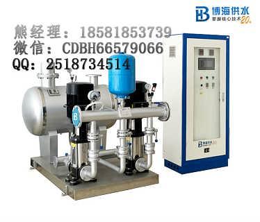 恒压变频供水设备价格都由哪些因素决定