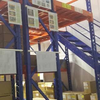 广东组装货架配件 牧隆货架厂家供应