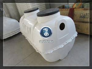 【农村化粪池要多少钱】家庭改造化粪池价位找专业厂家-阔龙环保