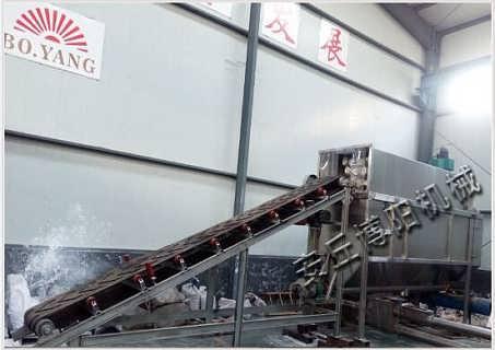 碳酸钙自动拆包机,胶州市自动拆包卸料机
