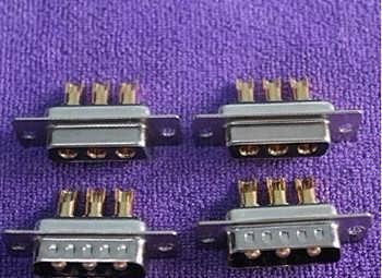 滤波连接器/Comb-D 3W3/母头/0PF