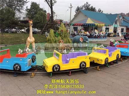 刺激好玩的儿童游乐设备水陆战车亲子游乐设备青少年儿童的最爱