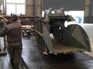 小松360 挖掘机颚式破碎铲斗 移动式破碎机 厂家供应 服务好