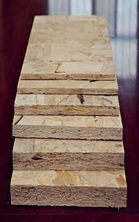 菏泽市佳宜木业OSB定向刨花板2018年欲提产1万立方米