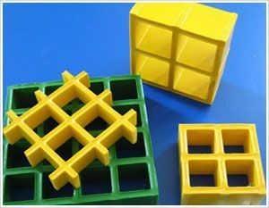 玻璃钢格栅性能和特点