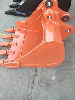 日立60挖机加强土方型挖斗  厂家直销  质量可靠