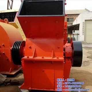 潜江市锤式粉碎机机制砂设备小型锤式粉碎机