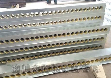 泰安太阳能集热工程联箱厂家