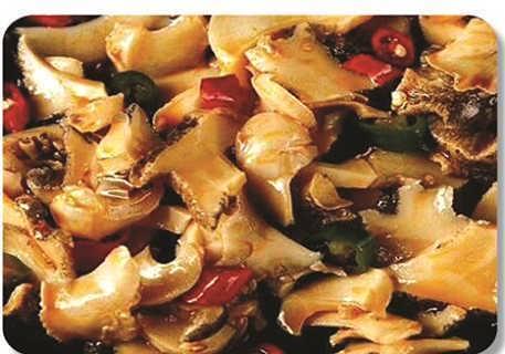 源灏麻辣海鲜即食麻辣小海鲜代理批发一件代发麻辣海鲜开盒即食麻辣海螺肉