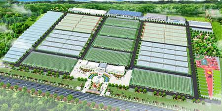 三江高科技种植农业