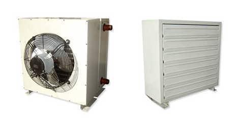 D40电加热型暖风机D60电加热型暖风机