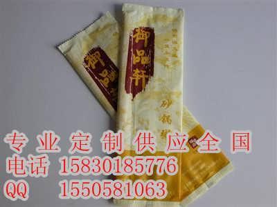 承德定做筷子湿巾